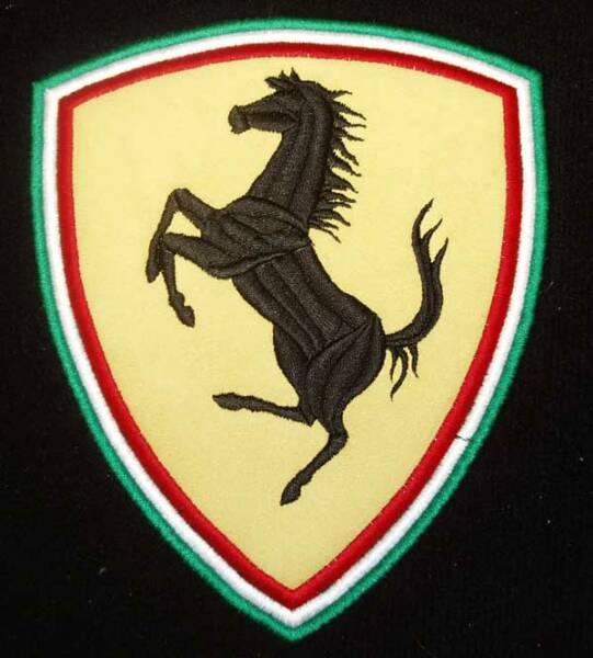 ferrari logo black. Ferrari Logo Image